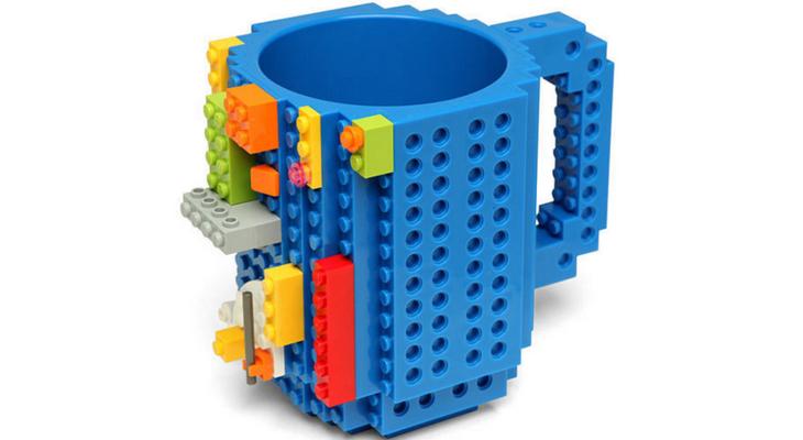 Кружка-конструктор «Lego»