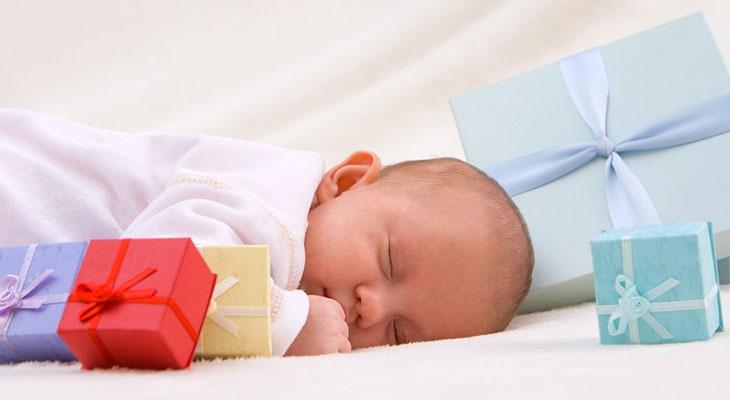 Что подарить на рождение ребенка оригинальные идеи