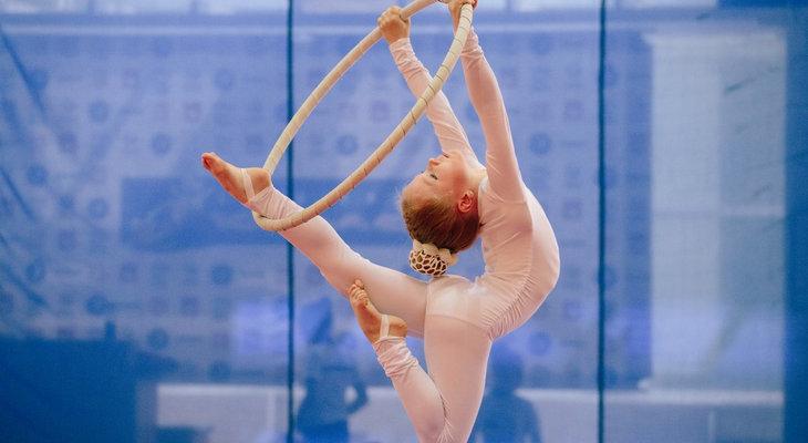 Урок воздушной гимнастики